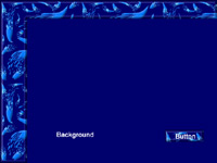 Blue Splat